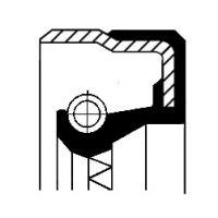 CORTECO Sebességváltó szimmering 01034065B