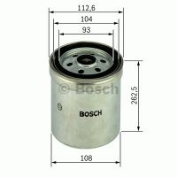 BOSCH Üzemanyagszűrő F026402017