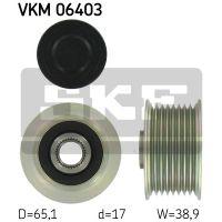 SKF Generátor szabadonfutó VKM 06403