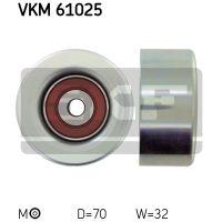SKF Generátor/klíma szíj vezetőgörgő VKM 61025