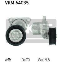 SKF Generátor/klíma szíj feszítőgörgő VKM 64035